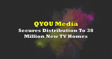 QYOU Media Secures Distribution To 38 Million New TV Homes