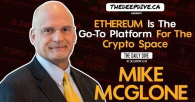 Mike McGlone: Ethereum Is The Go-To Platform For The Crypto Space – The Daily Dive