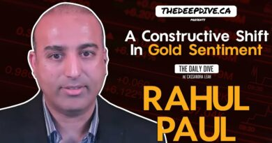 Rahul Paul: A Constructive Shift In Gold Sentiment
