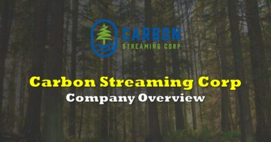 Carbon Streaming Corp: Corporate Overview