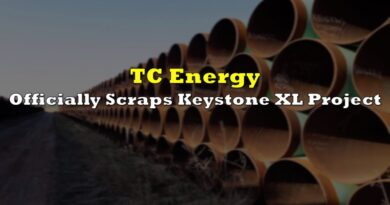 TC Energy Officially Scraps Keystone XL Project