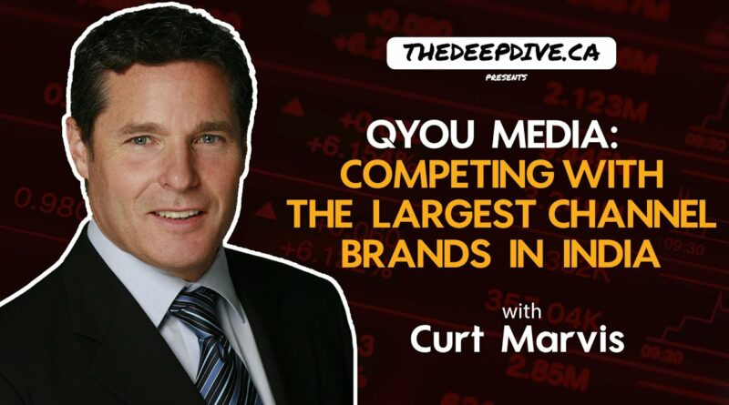 QYOU Media: Competing With The Largest Channel Brands In India – The Daily Dive ft Curt Marvis