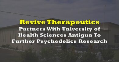 Revive Therapeutics Partners With University of Health Sciences Antigua To Further Psychedelics Research