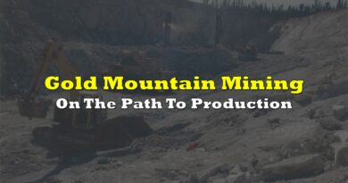 Gold Mountain Mining: On The Path To Production