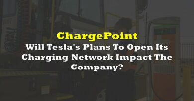ChargePoint: Will Tesla's Plans To Open Its Charging Network Impact The Company?
