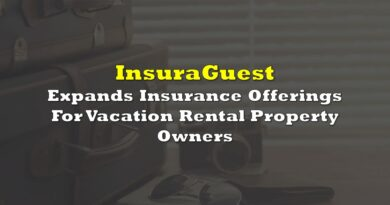 InsuraGuest Expands Insurance Offerings For Vacation Rental Property Owners