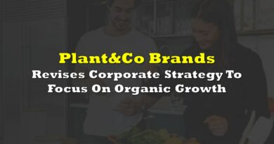 Plant&Co Revises Corporate Strategy To Focus On Organic Growth
