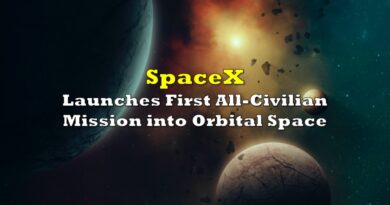 SpaceX Launches First All-Civilian Mission into Orbital Space