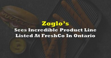 Zoglo's Sees Incredible Product Line Listed At FreshCo In Ontario