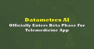 Datametrex Officially Enters Beta Phase For Telemedicine App