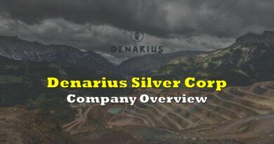 Denarius Silver: Corporate Overview