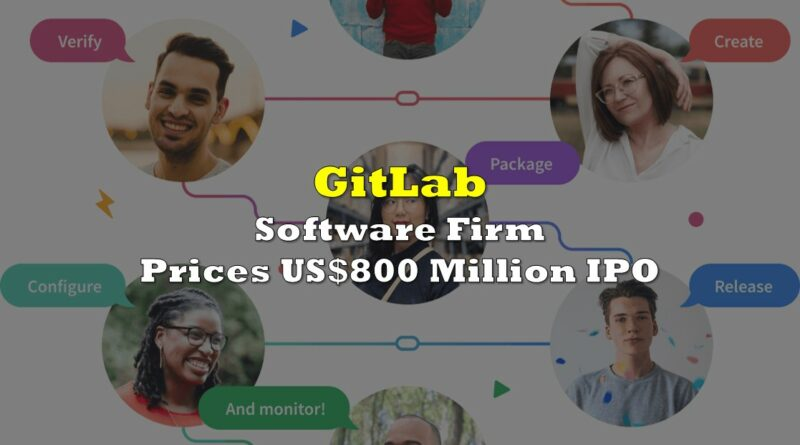 Software Firm GitLab Prices US$800 Million IPO