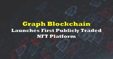 Graph Blockchain Launches First Publicly Traded NFT Platform
