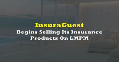 InsuraGuest Begins Selling Its Insurance Products On LMPM
