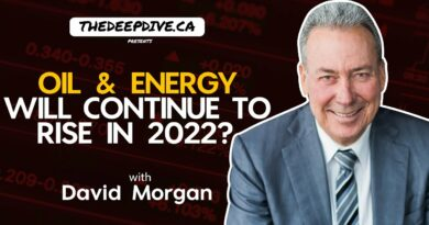 Will Oil & Energy Continue To Rise Into 2022?
