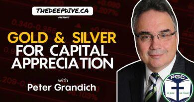 Grandich: Gold & Silver For Capital Appreciation – The Daily Dive